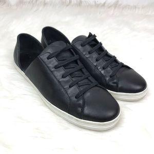Frēda Salvador | EDA d'Orsay Sneaker Black Leather